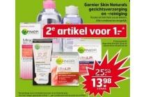 garnier skin naturals gezichtsverzorging reiniging