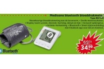 medisana bluetooth bloeddrukmeter bu 530