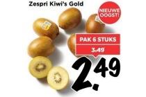 zespri kiwi s gold