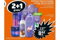 andrelon haarverzorging styling bad en douche