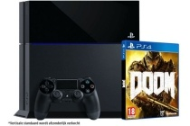 sony playstation 4 500 gb doom