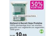 holland en barrett soja proteine