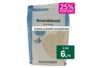 amandelmeel holland en barrett