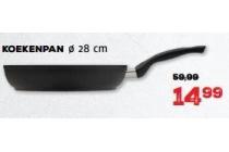 koekenpan o 28 cm