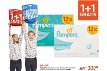 alle pampers lotiondoekjes