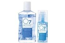 o7 active mondspoeling en tandpasta