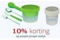 10 korting op joseph joseph goeat