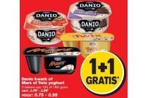 danio kwark of mars of twix yoghurt