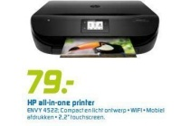 hp all in one printer envy 4522