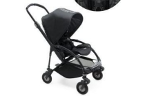 bugaboo bee3 by diesel black rock