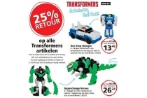alle transformers artikelen