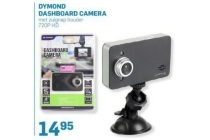 dymond dashboard camera