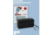 pulse mini bluetoothspeaker