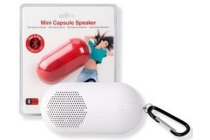 pulse mini capsule speaker