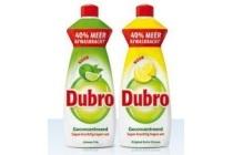 dubro handafwasmiddel extra citroen of limoen fris