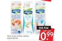 alpro koelverse drink
