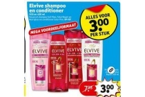 elvive shampoo en conditioner