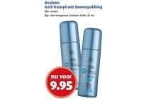 deoleen anti transpirant duoverpakking