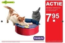 zwembad voor de kat