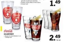 coca cola glazenset