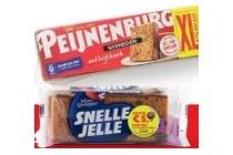 peijnenburg ontbijtkoek of snelle jelle