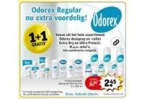 odorex deospray en roller