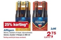 affligem blond dubbel of tripel
