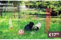 beeztees konijnenren