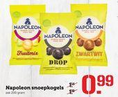 napoleon snoepkogels