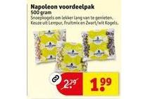 napoleon voordeelpak