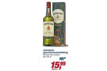 jameson geschenkverpakking