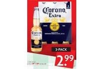 corona 3 pack