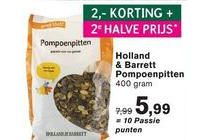 holland en barret pompoenpitten