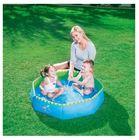 bestway beach play opblaasbaar kinderzwembad