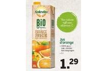 solevita bio orange juice