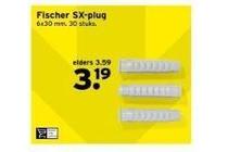 fischer sx plug
