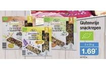 glutenvrij snackrepen