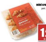 g woon mini croissants