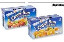 capri sun vruchtendrink of fruity water