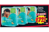 pampers dry