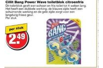 cillit bang power wave toiletblok citroenfris