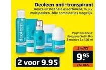 deoleen anti transpirant