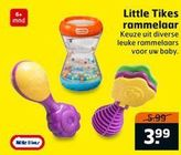 little tikes rammelaar