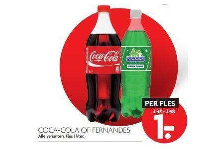 coca cola of fernandes