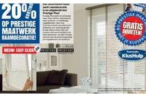 prestige maatwerk raamdecoratie