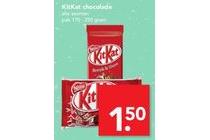 kitkat chocolade