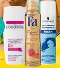 schwarzkopf shampoo en conditioner diadermine en fa