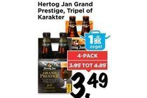 hertog jan grand prestige tripel of karakter