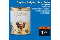 guylian belgian chocolade