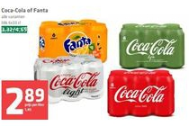 coca cola of fanta